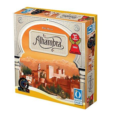 Alhambra + 2 PROMOS