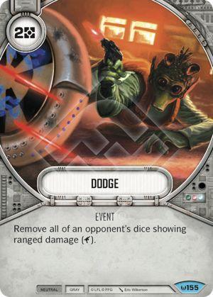 Desviar - Dodge