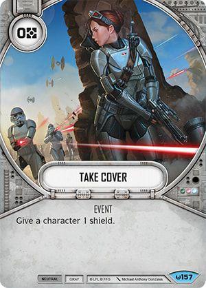 Cobertura - Take Cover