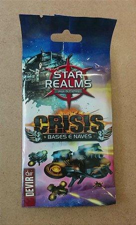 Crisis - Bases e Naves - Expansão de Star Realms