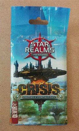 Star Realms: Crisis - Frotas e Fortalezas - Expansão de Star Realms