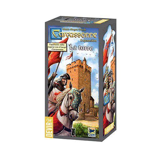 A Torre 2ª ED - Expansão de Carcassonne