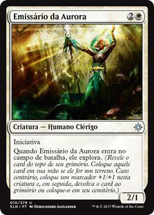XLN010 - Emissário da Aurora (Emissary of Sunrise)