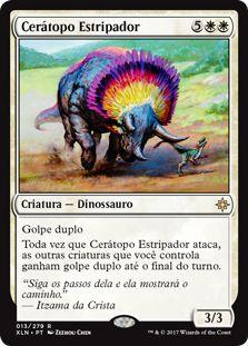 XLN013 -  Cerátopo Estripador (Goring Ceratops)