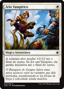 XLN043 - Zelo Vampírico (Vampire's Zeal)