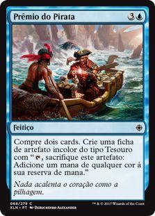 XLN068 - Prêmio do Pirata (Pirate's Prize)