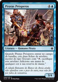 XLN069 -  Piratas Prósperos (Prosperous Pirates)