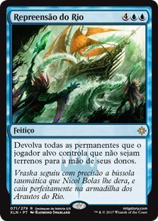 XLN071 - Repreensão do Rio (River's Rebuke)