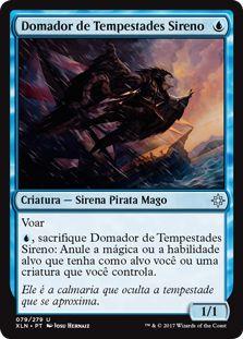 XLN079 - Domador de Tempestades Sireno (Siren Stormtamer)