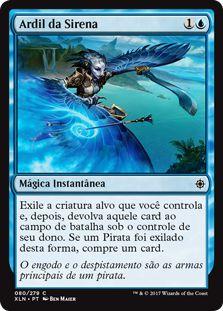 XLN080 -  Ardil da Sirena (Siren's Ruse)