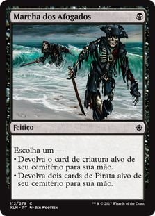 XLN112 - Marcha dos Afogados (March of the Drowned)