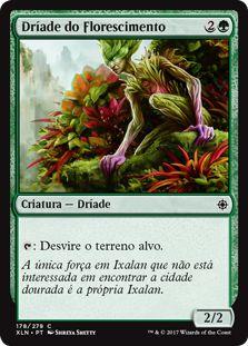 XLN178 - Dríade do Florescimento (Blossom Dryad)