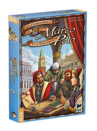 Os Companheiros de Marco Polo - Expansão de Marco Polo
