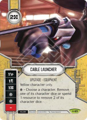 SWDEAW021 - Lançador de Cabo - Cable Launcher