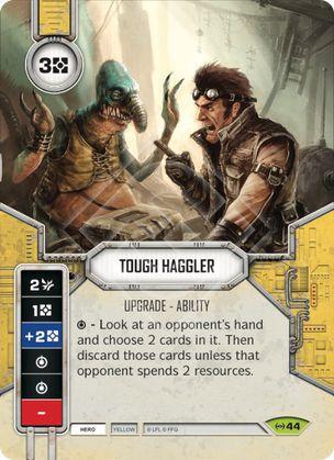 SWDEAW044 - Pechincheiro Durão - Tough Haggler