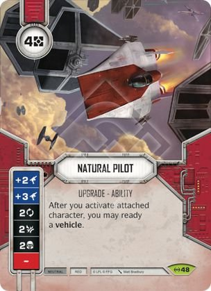 SWDEAW048 - Piloto Natural - Natural Pilot