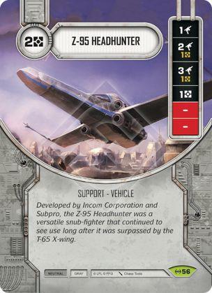 SWDEAW056 - Z-95 Headhunter - Z-95 Headhunter