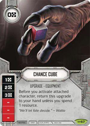SWDEAW057 - Cubo da Sorte - Chance Cube