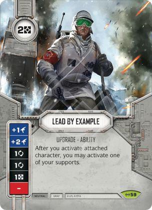 SWDEAW059 - Liderança por Exemplo  Lead by Example
