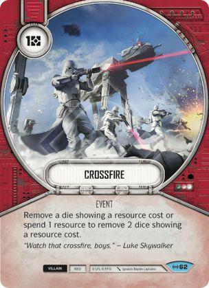 SWDEAW062 - Fogo Cruzado - Crossfire
