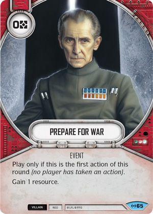 SWDEAW065 - Preparar para a Guerra - Prepare for War