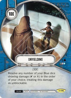 SWDEAW075 - Inflexível - Unyielding