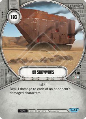 SWDEAW087 - Sem Sobreviventes - No Survivors