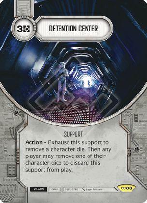SWDEAW088 - Centro de Detenção - Detention Center