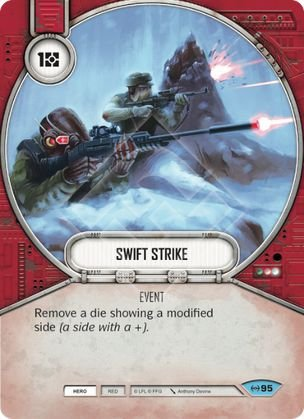 SWDEAW095 - Ataque Rápido  Swift Strike