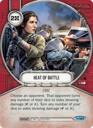 SWDEAW123 - Calor da Batalha - Heat Of Battle