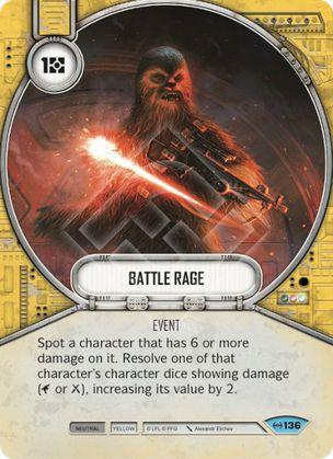 SWDEAW136 - Fúria da Batalha - Battle Rage