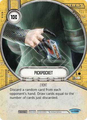 SWDEAW139 - Batedor de Carteira - Pickpocket