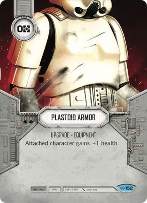 SWDEAW152 - Armadura de Plastoide - Plastoid Armor