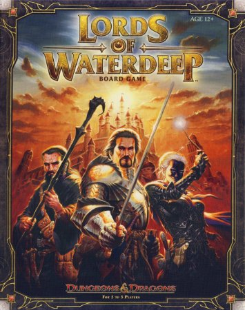 Lords of Waterdeep - Importado