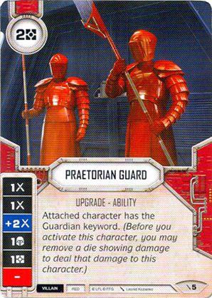 SWDTPG005 - Guarda Pretoriana - Praetorian Guard