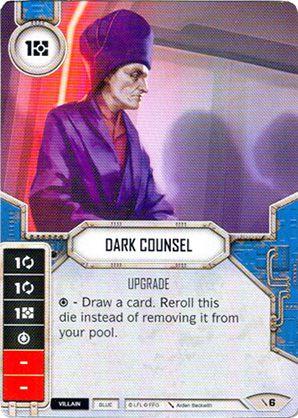 SWDTPG006 - Conselho Negro - Dark Counsel