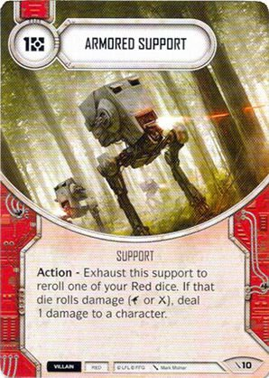 SWDTPG010 - Suporte Blindado - Armored Support
