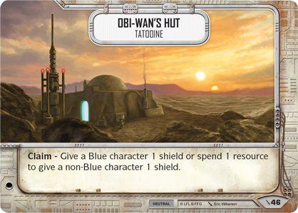 SWDTPG046 - Cabana do Obi-Wan Tatooine - Obi-Wan's Hut Tatooine