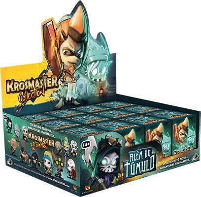 Krosmaster Arena - Coleção Temporada 04 - Além do Túmulo