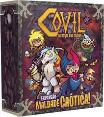 Covil - Expansão Maldade Caótica