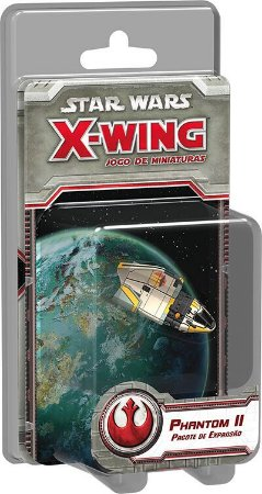 Phantom II - Expansão de Star Wars X-Wing