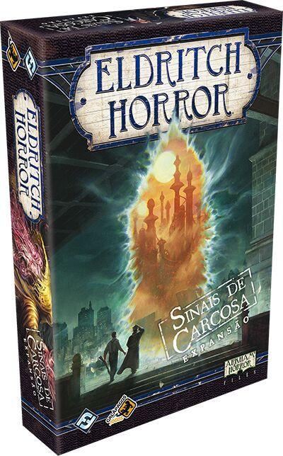 Eldritch Horror - Expansão Sinais de Carcosa
