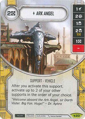 SWDLEG023 - Ark Angel