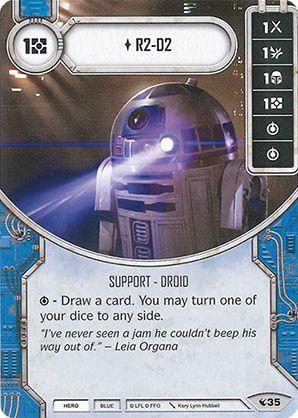 SWDLEG035 - R2-D2