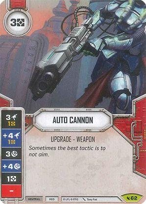 SWDLEG062 - Auto Cannon
