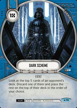 SWDLEG076 - Dark Scheme