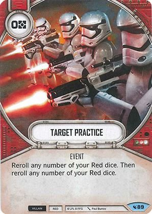 SWDLEG089 - Target Practice