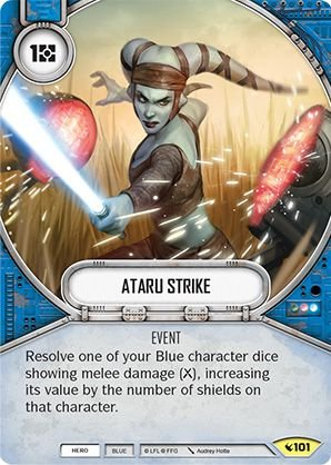 SWDLEG101 - Ataru Strike