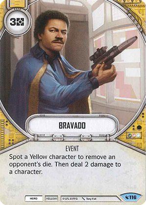 SWDLEG116 - Bravado
