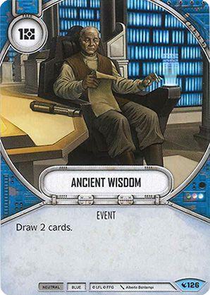 SWDLEG126 - Ancient Wisdom